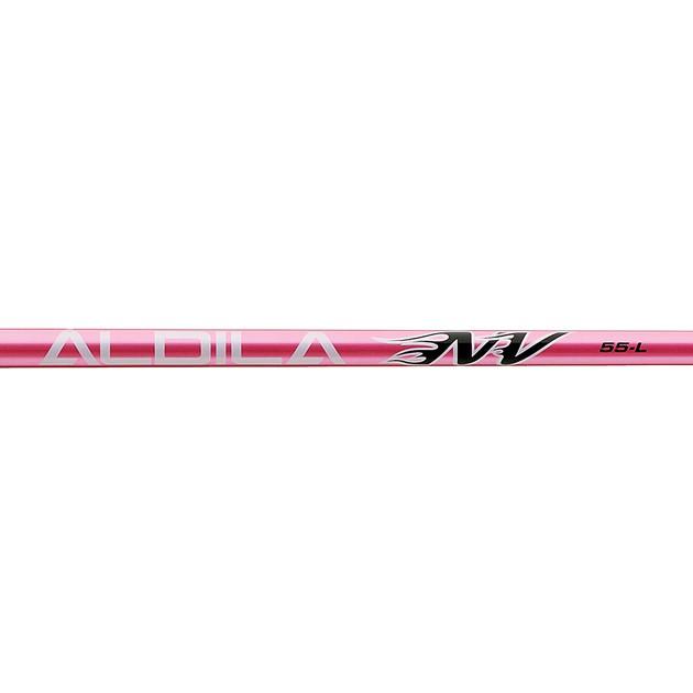 Aldila NV 55 Pink Hybrid Graphite Shaft