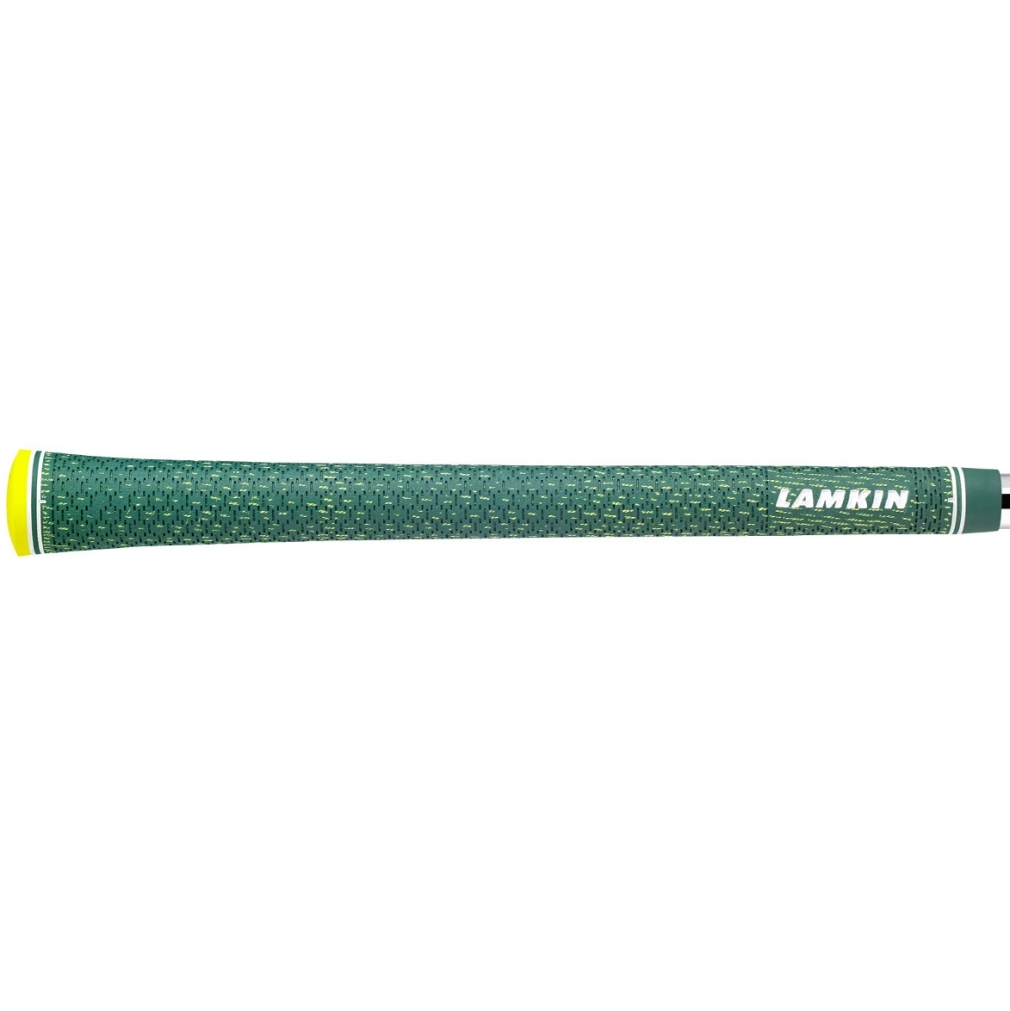 Lamkin Limited Edition UTx Green/Yellow Standard Grip