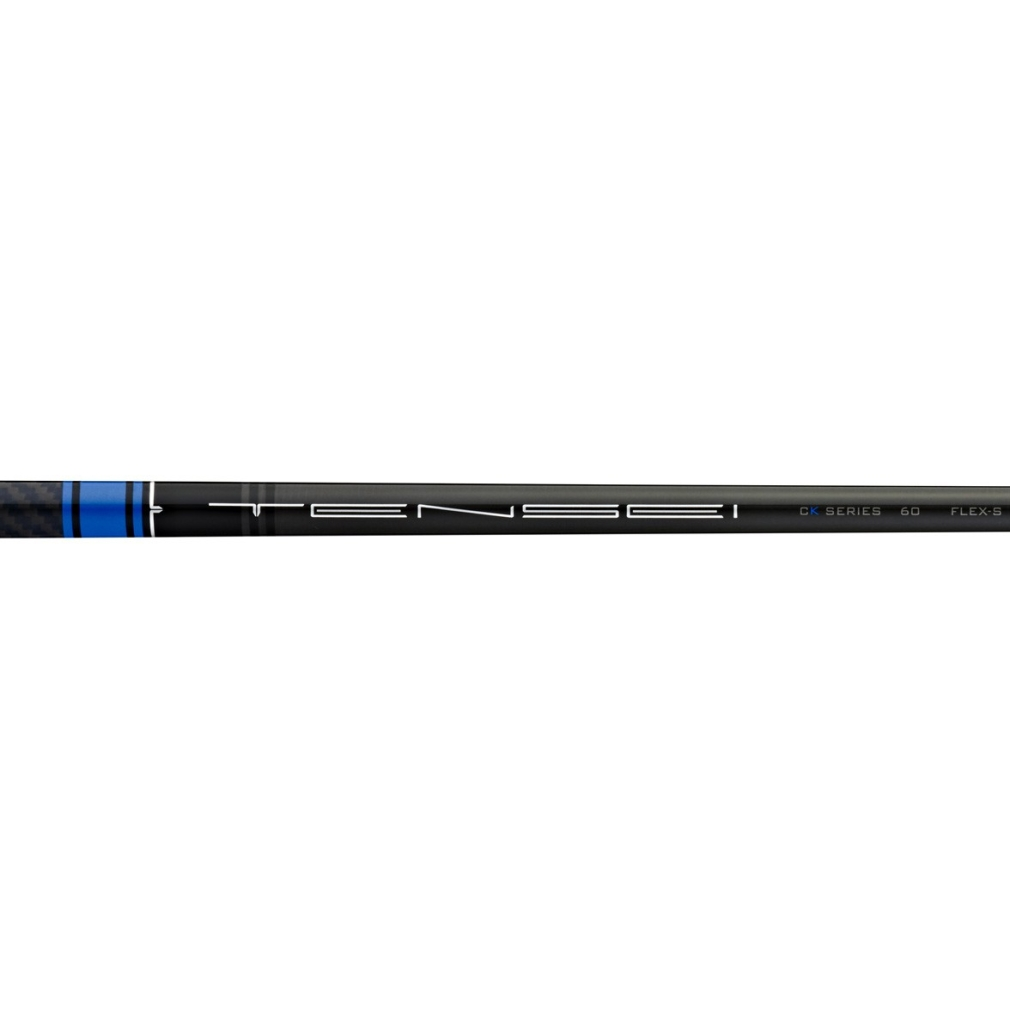 Mitsubishi-Rayon Tensei CK Blue Graphite Wood Shaft