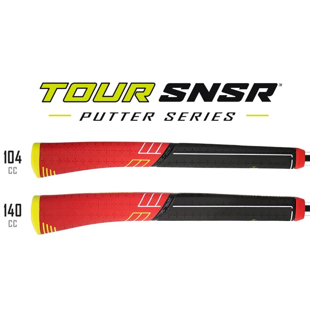 Golf Pride Tour SNSR Contour 140cc Putter Grip