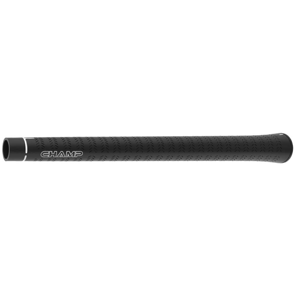 Champ C2X Soft Feel Golf Grip - Standard Jet Black