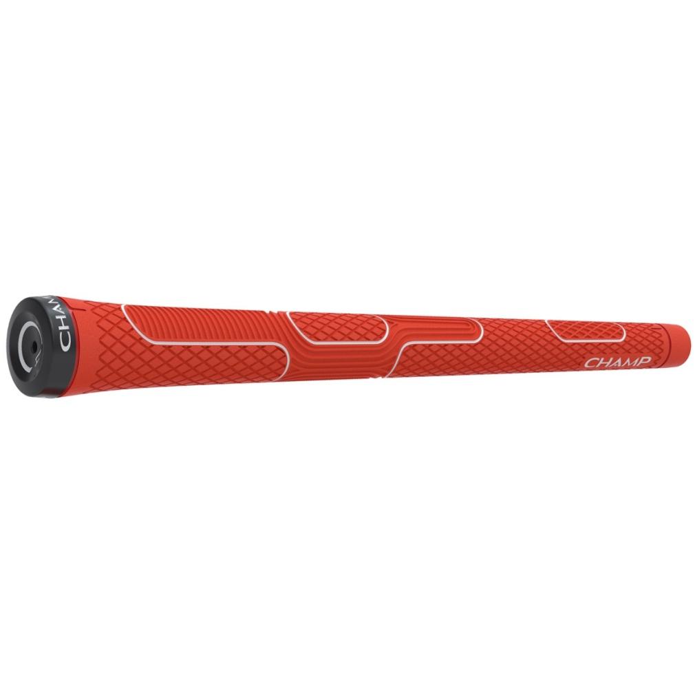 Champ C4 Golf Grip - Standard Red