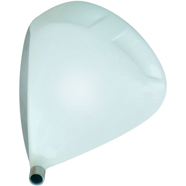 Custom-Built Heater 4.0 White Titanium Driver