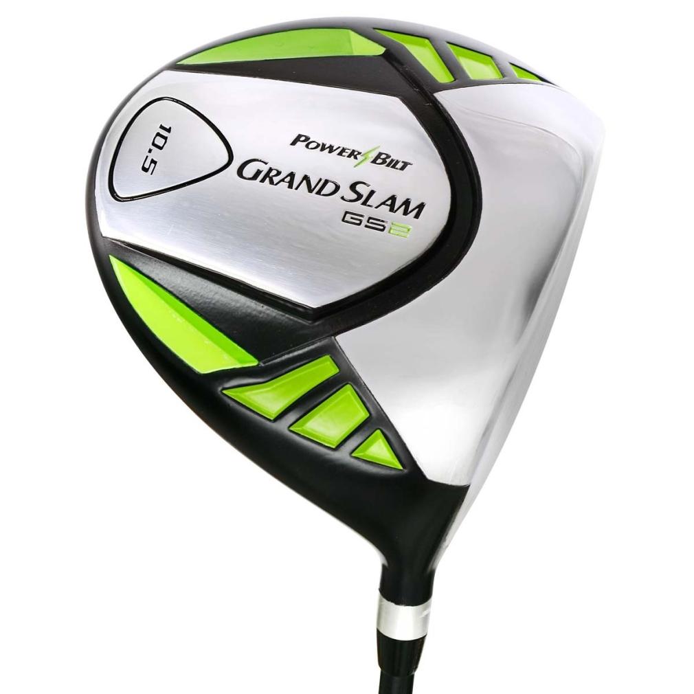 Powerbilt Grand Slam GS2 Men's Package Golf Set