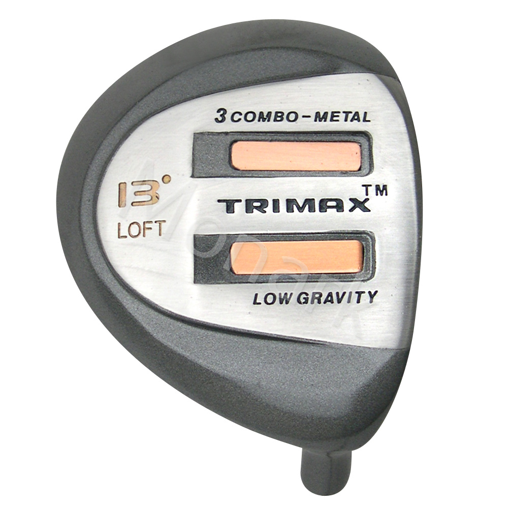 TriMax Maraging Fairway Wood Heads