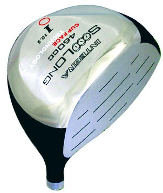 Integra Sooolong 460 Cup Face Titanium Driver Head