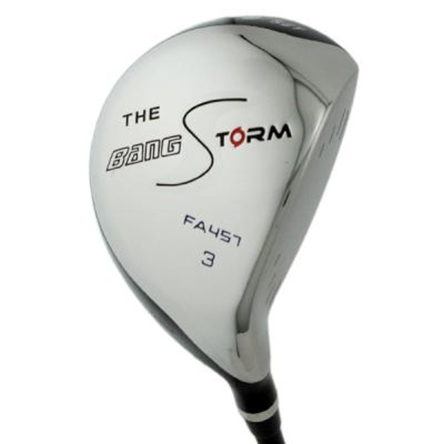 Bang Golf Storm Offset Maraging Fairway Wood Heads