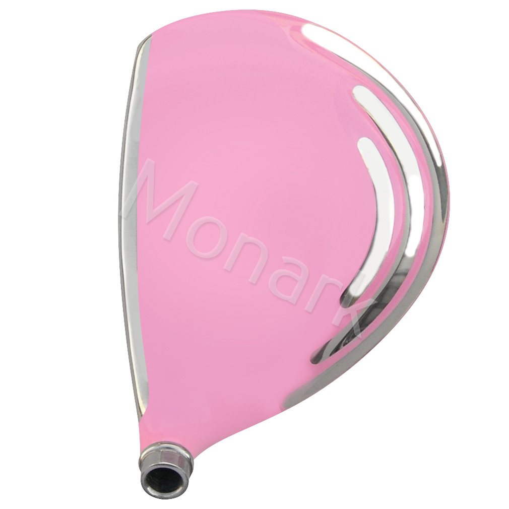 Bang Golf Pink-O-Matic 401 Beta Titanium Driver Head Pink