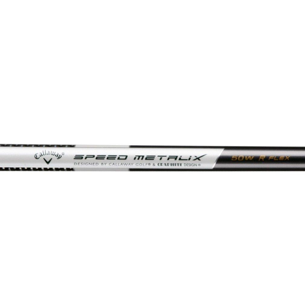 """Callaway / Graphite Design Speed Metalix 50w 0.350"""" Graphite Wood Shaft"""