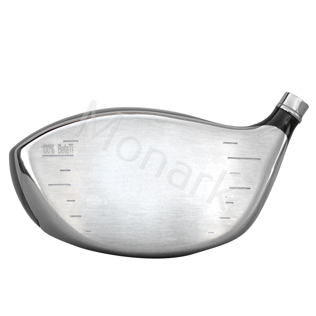 Custom-Built Bang Golf ST539 Cast Beta Titanium Driver