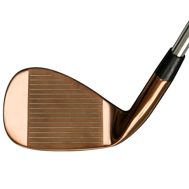 Custom-Built Power Play Raw Spin Wedge
