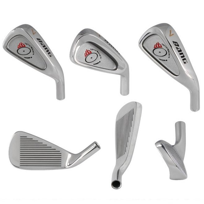 Bang Golf ToT'in Bone'Z Golf Iron Heads for Seated Golfers