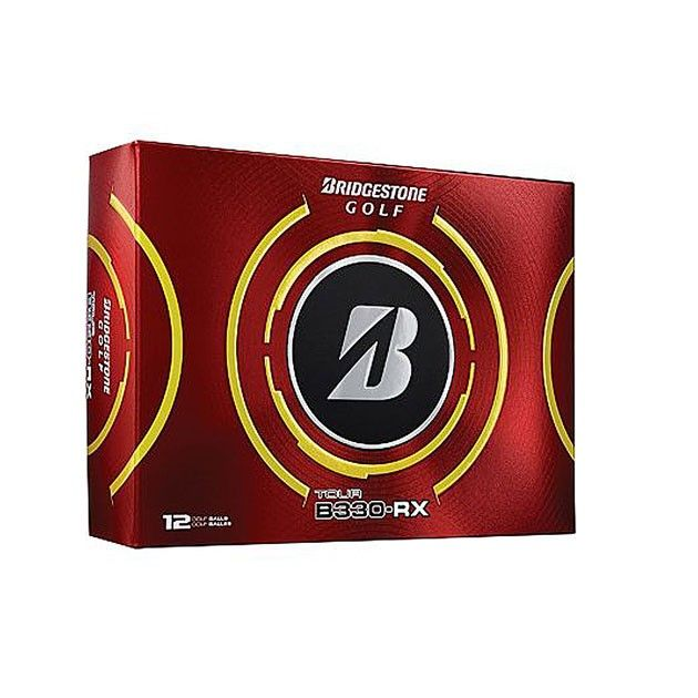 Bridgeston B330RX Golf Balls - Dozen