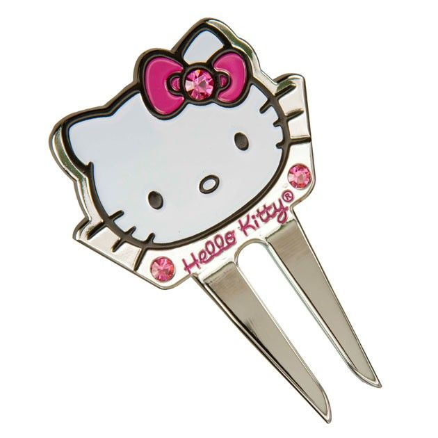 Hello Kitty Couture Crystal Divot Tool