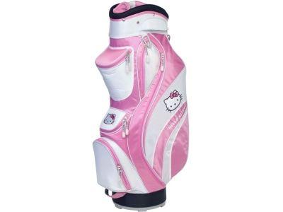 Hello Kitty Golf Ladies Complete Set - Pink/White