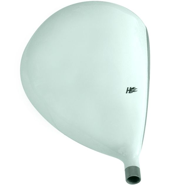 Heater F-35 Cup Face Titanium Driver Head Left Hand