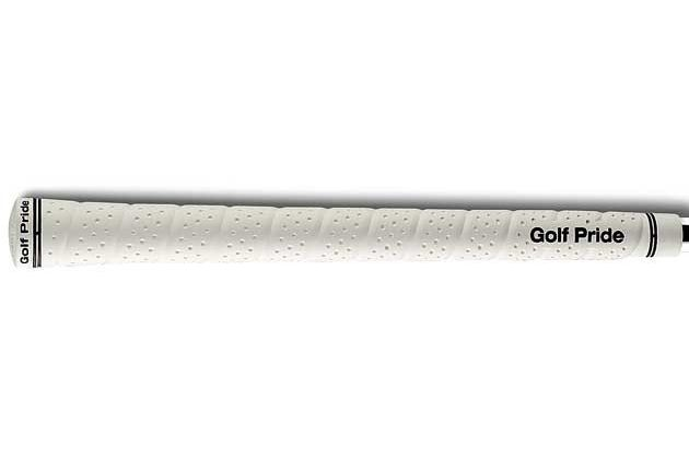 "Golf Pride Tour Wrap 2G Midsize (+1/16"") White Grip Kit"