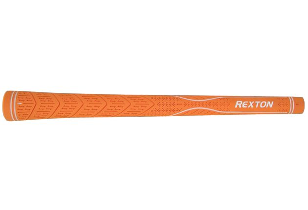 Rexton Neon Orange Velvet Grip Kit