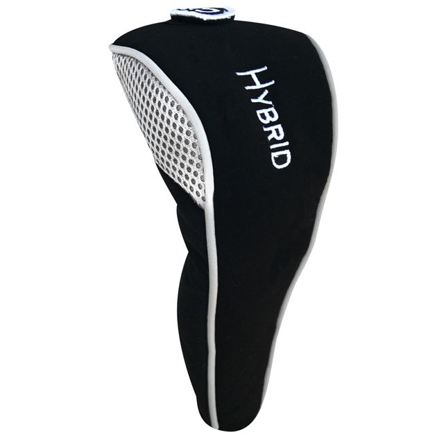 Hybrid Head Cover Silver-Gray