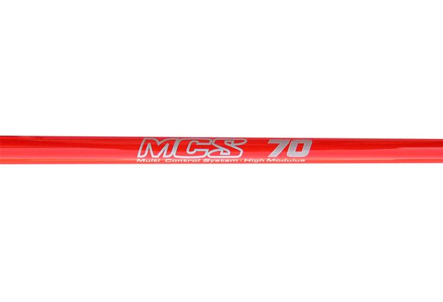 MCS 70 Orange Graphite Iron Shafts