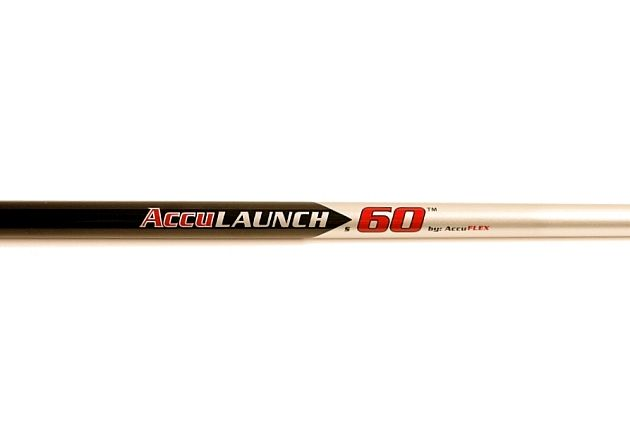 AccuFlex AccuLaunch 60 Graphite Wood Shaft