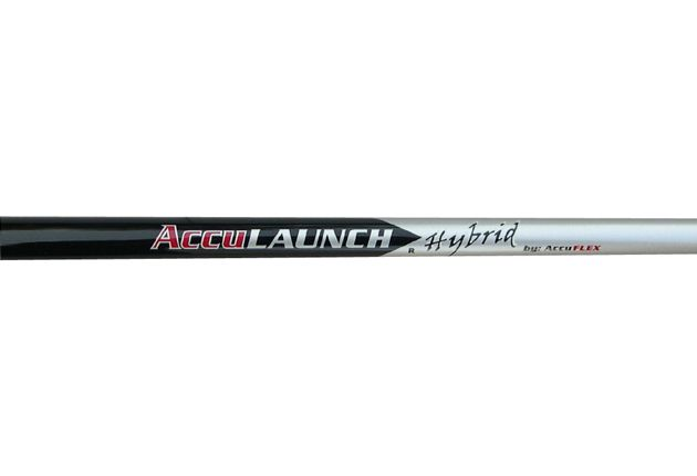 AccuFlex AccuLaunch Graphite Hybrid Shaft