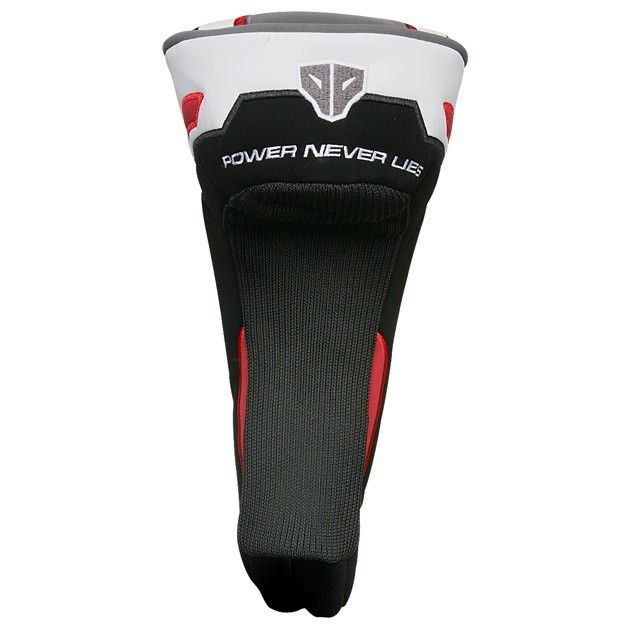 Power Play Logo Driver Headcover