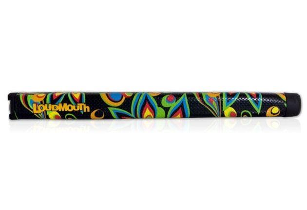 Loudmouth Shagadelic Standard Putter Grip