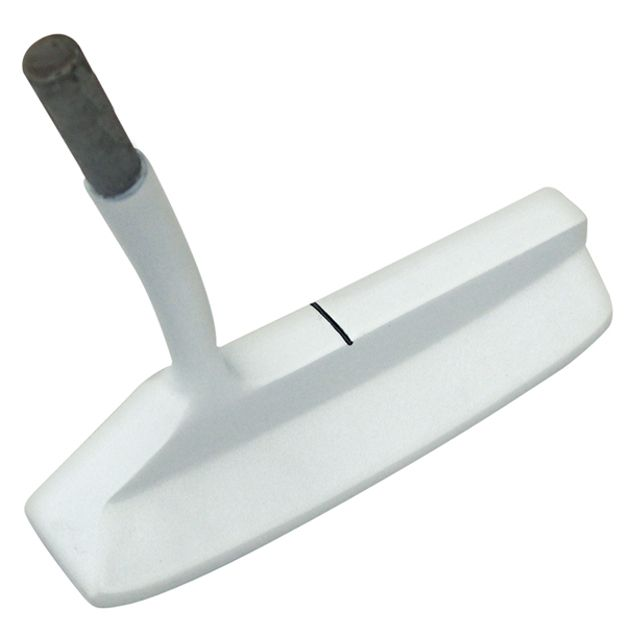 Custom-Built Heater 3.0 White Blade Putter