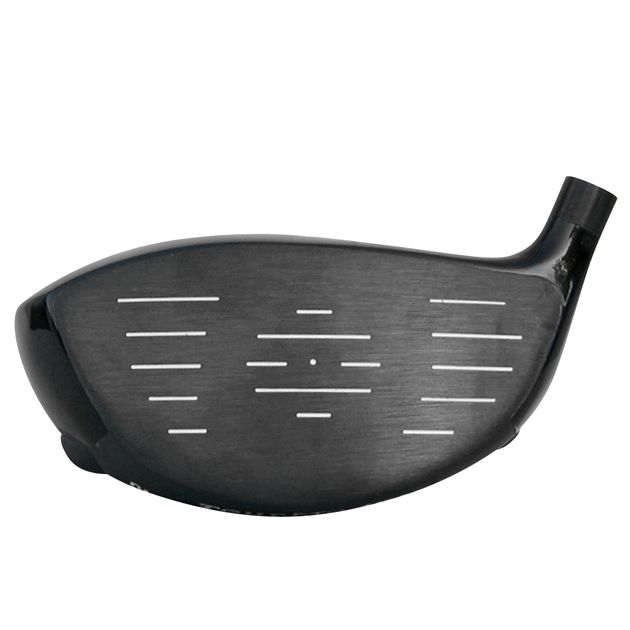 Custom-Built Tour Model X1 Cup Face Titanium Driver Black