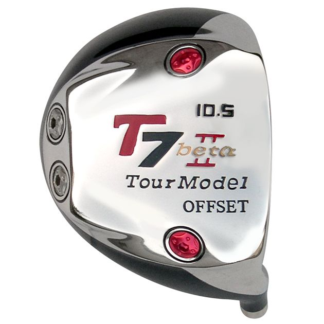 Tour Model T7 425 Offset Titanium Driver Head