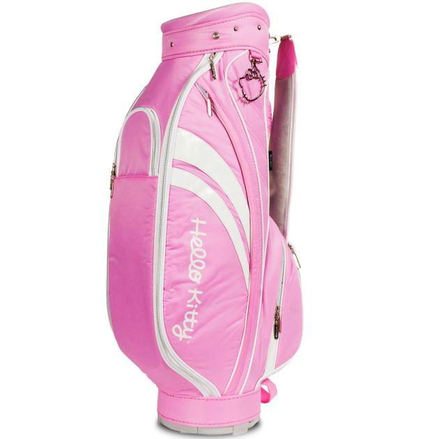 Hello Kitty Diva Cart Bag - Pink