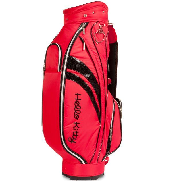 Hello Kitty Diva Cart Bag - Red
