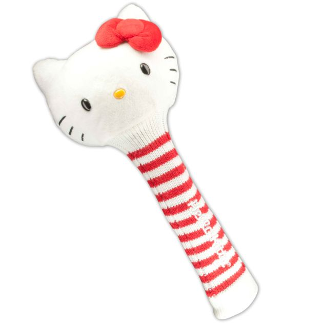 Hello Kitty Couture Character Collection Driver Headcover - Red