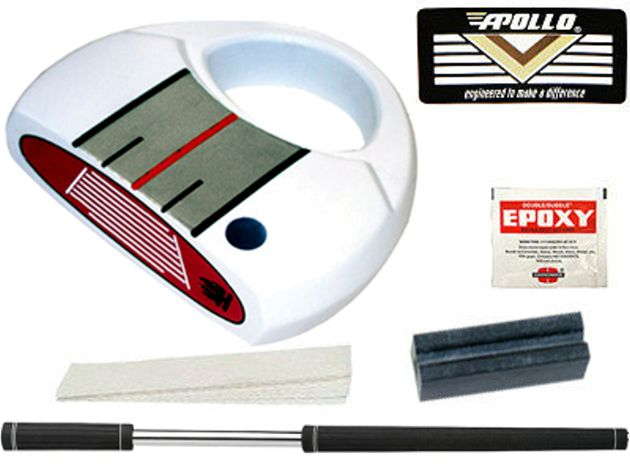 Heater III Extra MOI Long Putter Component Kit RH