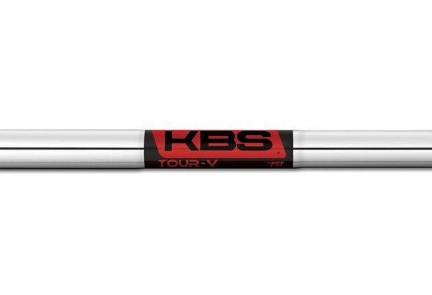 KBS Tour-V Taper Tip Steel Iron Shafts