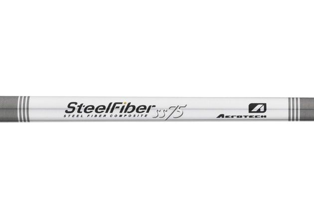 "Aerotech SteelFiber SS75 0.350"" Graphite Shaft"