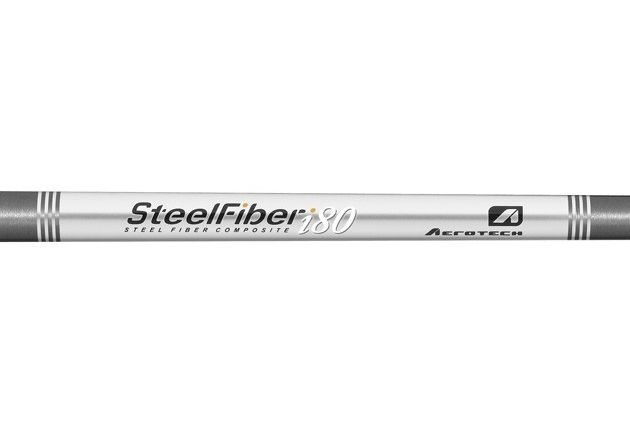 "Aerotech SteelFiber i80 0.355"" Tapered Iron Shaft"