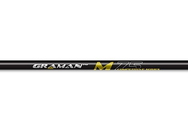 Graman Competitive Series M75 Graphite Shaft