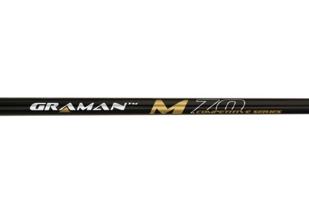 Graman Competitive Series M70 Graphite Black