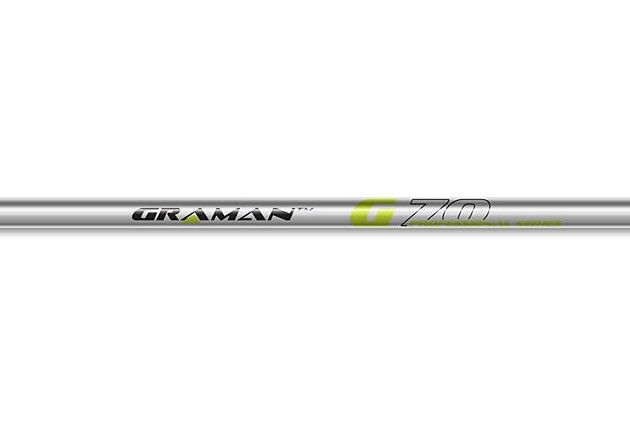 Graman Professional Series G70 Graphite Shaft