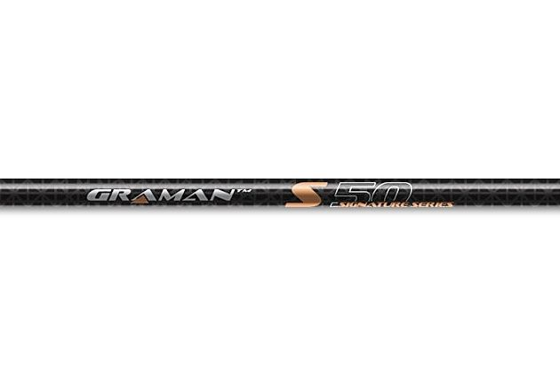 Graman Signature Series S50 Graphite Shaft