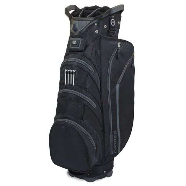 Datrek Lite Rider Cart Bag - Black/Charcoal