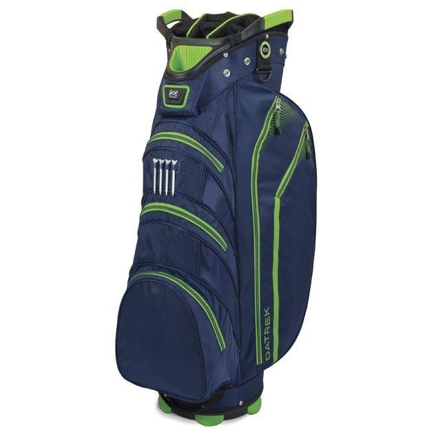 Datrek Lite Rider Cart Bag - Navy/Lime