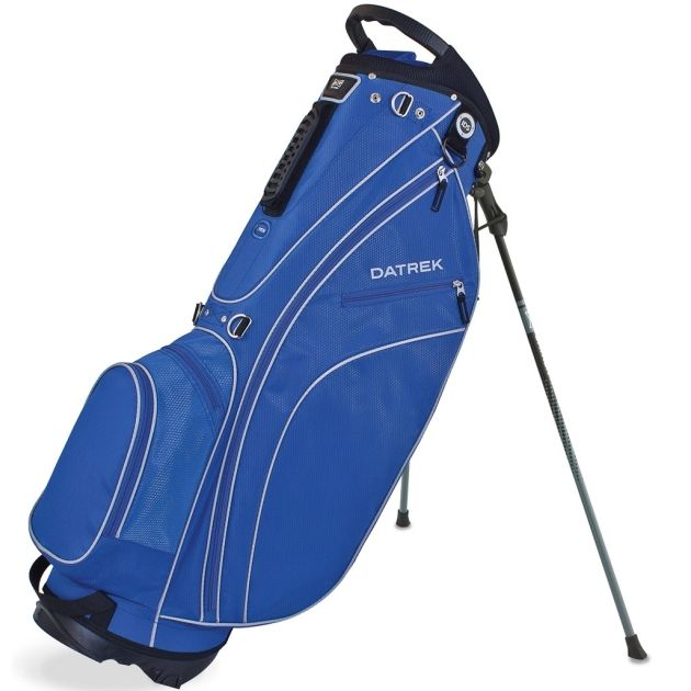 Datrek Carry Lite Stand Bag - Royal/Silver