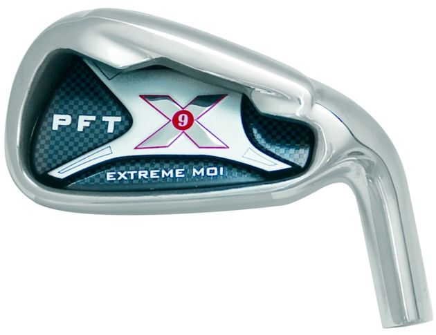 Custom-Built X9 Extreme MOI Iron Set