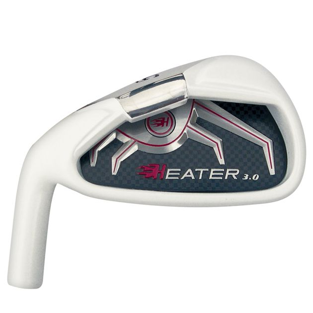 Custom-Built Tour Model White Heater 3.0 Wedge