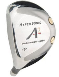 HYPER SONIC A2 Fairway Head Left Hand