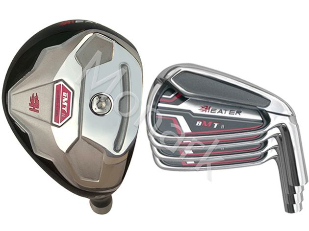 Heater BMT2 Hybrid / Iron Combo Set (8 Heads)