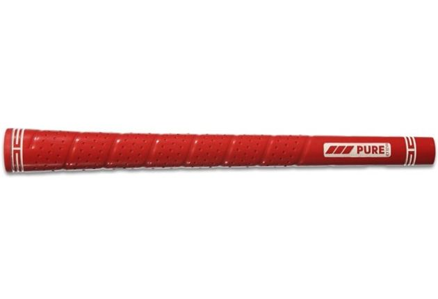 Pure Grips P2 Wrap Standard Red